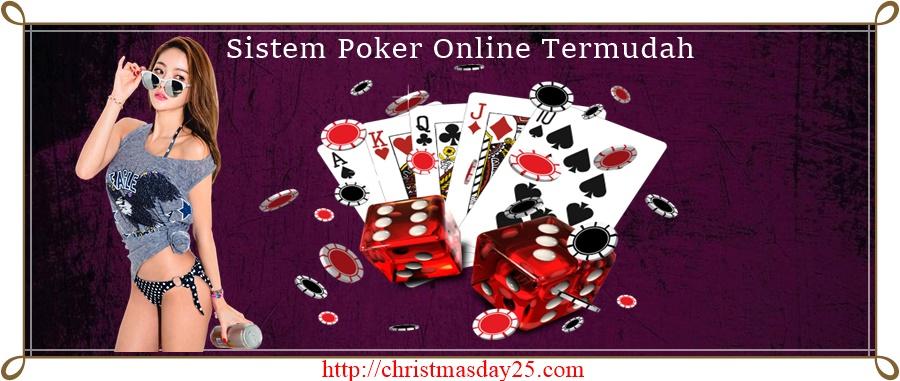 Sistem Poker Online Termudah